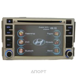 Motevo Hyundai New Santafe