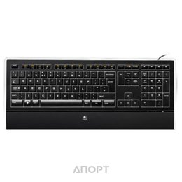 Logitech K740 Illuminated Keyboard