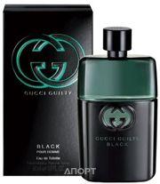 Фото Gucci Guilty Black Pour Homme EDT
