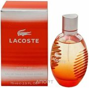 Фото Lacoste Hot Play EDT