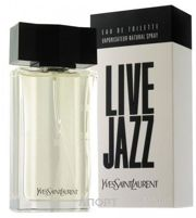 Фото Yves Saint Laurent Live Jazz EDT