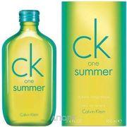 Фото Calvin Klein CK One Summer 2014 EDT