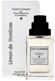 Фото The Different Company Limon de Cordoza EDT