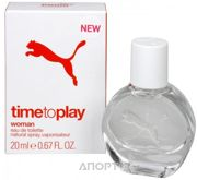 Фото Puma Time to Play Woman EDT