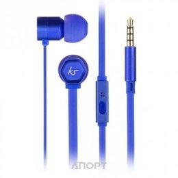 KitSound Hive In-Ear Headphones Blue (KSHIVBBL)