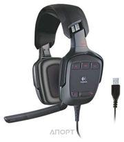 Фото Logitech G35 Surround Sound Headset