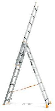 Фото Эйфель Трехсекционная лестница Гранит 3х10