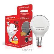 Фото Supra SL-LED-ECO-G45-5W/3000/E14