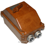 Фото КЭАЗ АК50Б-3МГОМ2, 50Гц, 50А, 12Iн, IP54 (с сальниками)