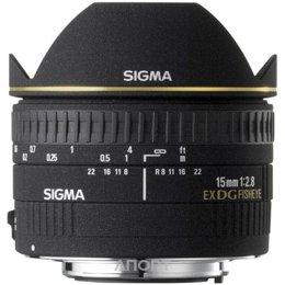 Sigma 15mm F2.8 EX DG DIAGONAL FISHEYE Canon EF