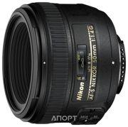 Фото Nikon 50mm f/1.4G AF-S Nikkor