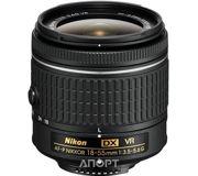 Фото Nikon 18-55mm f/3.5-5.6G AF-P VR DX