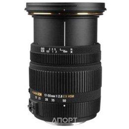 Sigma 17-50mm f/2.8 EX DC OS HSM Canon EF-S