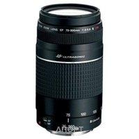 Фото Canon EF 75-300mm f/4.0-5.6 III USM