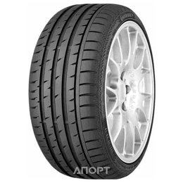 Continental ContiSportContact 3 (255/40R17 94W)
