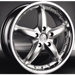 Racing Wheels H-303 (R16 W7.0 PCD4x114.3 ET40 DIA73.1)