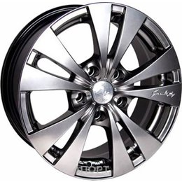 Racing Wheels H-364 (R16 W7.0 PCD5x120 ET40 DIA72.6)
