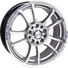 Racing Wheels H-161 (R16 W7.0 PCD5x100 ET40 DIA73.1)