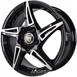 NZ Wheels SH-661 (R18 W8.0 PCD5x120 ET42 DIA67.1)