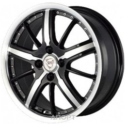 NZ Wheels SH-663 (R17 W7.0 PCD5x110 ET39 DIA65.1)