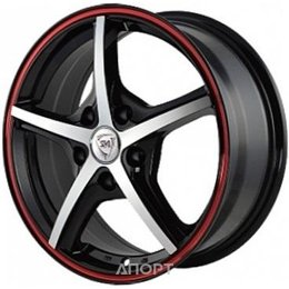 NZ Wheels SH-667 (R16 W6.5 PCD4x108 ET26 DIA65.1)