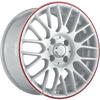 NZ Wheels SH-668 (R15 W6.0 PCD5x100 ET40 DIA57.1)
