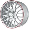 NZ Wheels SH-668 (R15 W6.0 PCD5x105 ET39 DIA56.6)