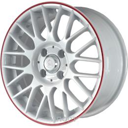 NZ Wheels SH-668 (R16 W6.5 PCD4x100 ET52 DIA54.1)