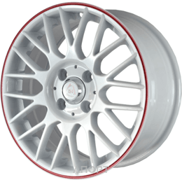NZ Wheels SH-668 (R16 W6.5 PCD5x114.3 ET40 DIA66.1)