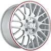 NZ Wheels SH-668 (R18 W7.0 PCD5x105 ET38 DIA56.6)