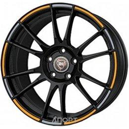 NZ Wheels SH-670 (R17 W7.0 PCD5x112 ET43 DIA57.1)