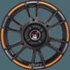 NZ Wheels SH-670 (R17 W7.0 PCD5x120 ET41 DIA67.1)