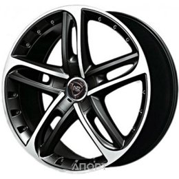 NZ Wheels SH-676 (R18 W8.0 PCD5x105 ET42 DIA56.6)