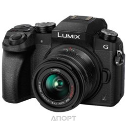 Panasonic Lumix DMC-G7 Kit
