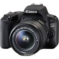Фото Canon EOS 200D Kit