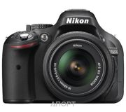 Фото Nikon D5200 Kit