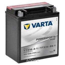 Varta 6CT-14 FUNSTART AGM (YTX16-4-1, YTX16-BS-1)