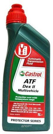 Фото CASTROL ATF Dex II Multivehicle 1л