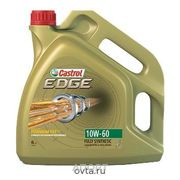 Фото CASTROL EDGE Titanium FST 10W-60 4л