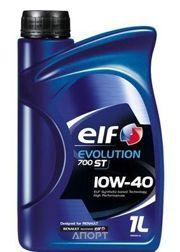 Фото ELF Evolution 700 STI 10W-40 1л