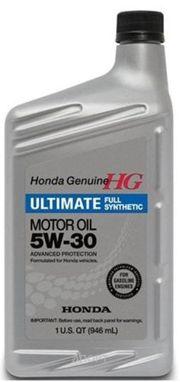 Фото HONDA Ultimate Full Synthetic 5W-30 1л (087989039)