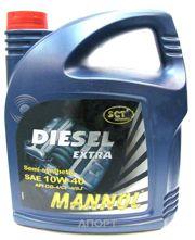 Фото Mannol Diesel Extra 10W-40 5л