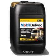 Фото MOBIL Delvac XHP Extra 10W-40 20л