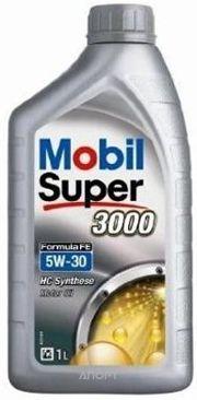 Фото MOBIL Super 3000 Formula FE 5W-30 1л