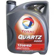 Фото Total Quartz 5000 15W-40 60л