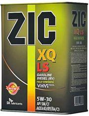 Фото ZIC XQ LS 5W-30 4л