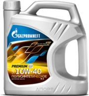 Фото Gazpromneft Premium 10W-40 4л