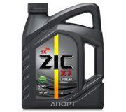 Фото ZIC X7 Diesel 10W-40 4л