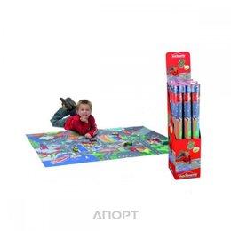 Dickie Toys Игровой коврик с машинками и дорожними знаками (3315981)