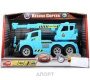 Фото Dickie Toys Функциональный автомобиль с краном (3413579)